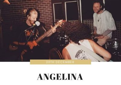 Angelina | The Old City Bank Live